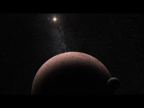 Scientists Discover Pluto's 'Little Sister' Makemake Has Its Own Moon - Newsy