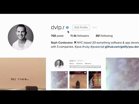 Verify Your Instagram Account Hack