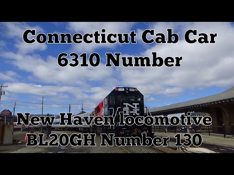 Taking a MetroNorth from Danbury CT to Cannondale and Back 4-20-18