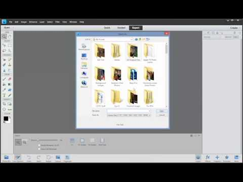 Opening RAW and JPEG Files in Adobe Camera Raw Editor