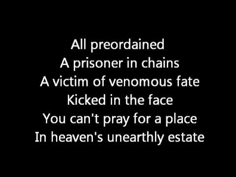 Rush-Freewill (Lyrics)