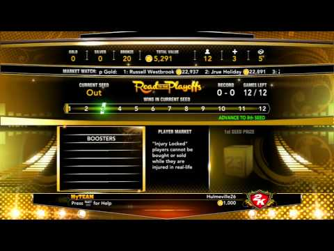 How to get easy VC in NBA 2K13 fast
