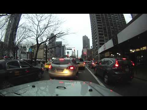 Driving from Manhattan to Long Island City