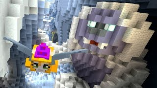 Minecraft - Can you beat my time? - Glide Mini-game - Yeti