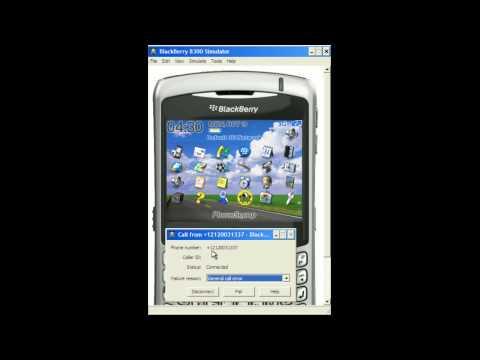 PhoneSnoop - BlackBerry Bugging Application