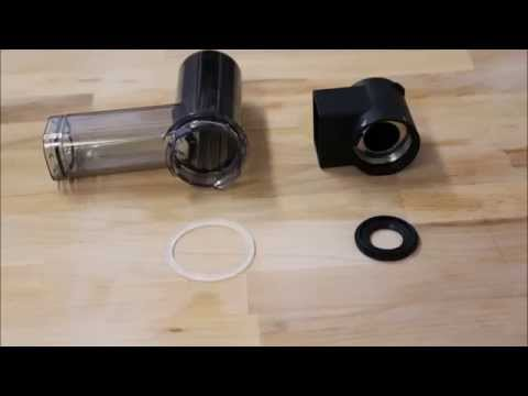 How to assemble the rubber in the pulp outlet of the Philips Avance Masticating Juicer