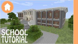 Minecraft Tutorial: School Tutorial #1 Minecraft Xbox/Playstation/PE/PC/Wii U