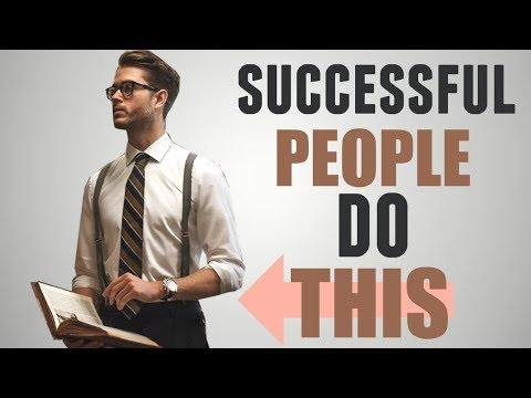 5 Everyday Habits of Highly Successful People