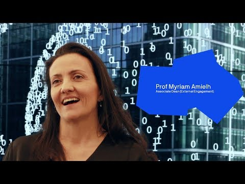 Women in the Faculty of Engineering and IT – Myriam Amielh
