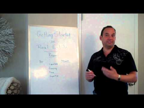 Learn Real Estate Investing - Getting Started