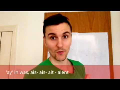 TIPS ON IMPROVING YOUR FRENCH LISTENING - VERBS part 1