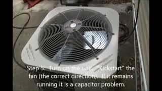How To Fix Your Ac Outdoor Fan Not Running