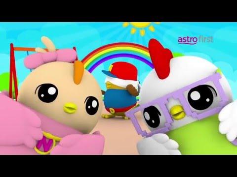 Didi & Friends: [PROMO] Nenek Si Bongkok di Astro First