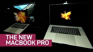 The new MacBook Pro: How Apple added touch without a touchscreen