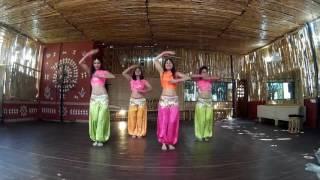 Badrinath ki Dulhania | Tarantismo Belly fusion | Allia Bhatt | Varun Dhawan