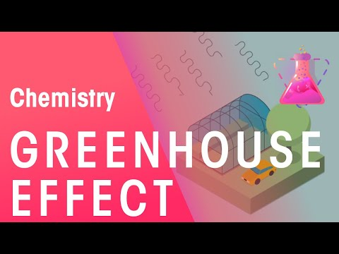 What Is The Natural Greenhouse Effect? | Chemistry for All | FuseSchool