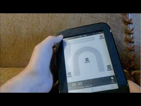 eBook Readers: Android on the Nook, Resources for eBook Devices, & Rooting the Nook Touch [1 of 2]