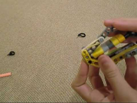 lego amazing working (exploding) grenade and flash grenade!