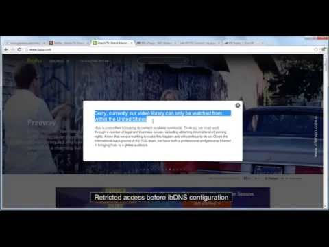 How to Unblock geo restricted stream sites access with NO Speed Loss (Pandora, Netflix, TF1..)