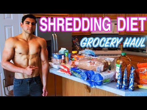 What I Eat To Get Shredded | Fat Loss Foods You Need
