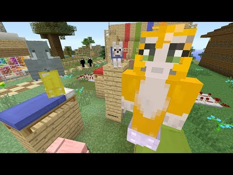 Minecraft Xbox - Bed Hoppers [547]
