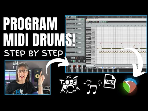Reaper Tutorial: Create MIDI Drum Tracks With FREE MT Power