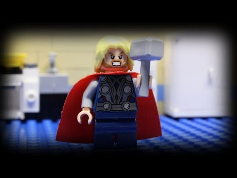 Lego Thor's Day Off