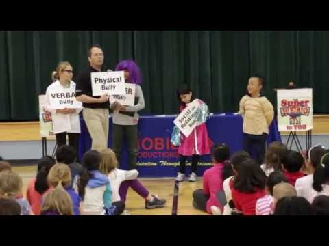 No Bully Zone - Anti-Bullying School Assembly Program