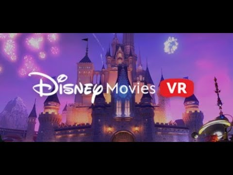 Let's Play : Disney Movies VR Oculus Rift