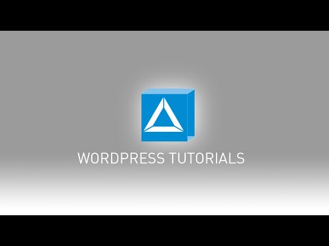 Wordpress Tutorials - How To Create A Link And Insert a PDF