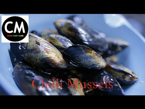 Chilli mussel recipe