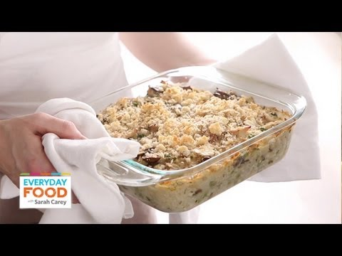 Creamy Chicken and Rice Casserole | Everyday Food with Sarah Carey
