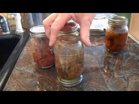 PRESURE CANNING PROBLEMS---- OVER TIGHT LIDS--- RELEASING PRESSURE TO QUICKLY