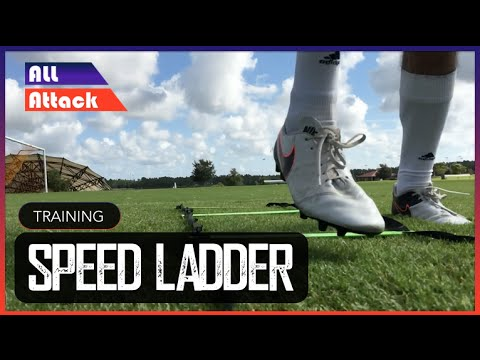Speed Ladder Exercises | Training