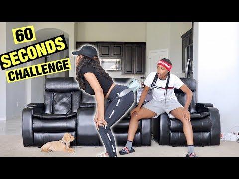 60 SEC TWERK CHALLENGE