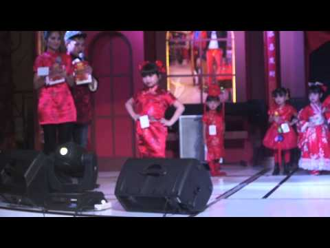 Chinese Costume Competition 2013 at Tangcity Mall