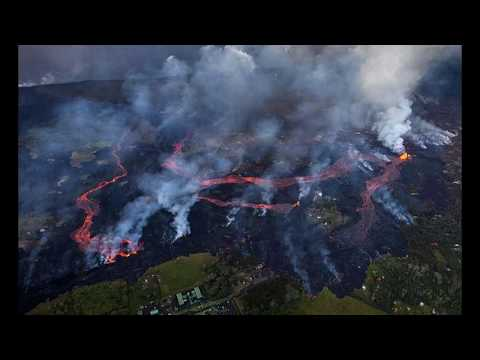 Fears of Deadly Gas Explosion As Lava Inches Toward Hawaii Geothermal Power Plant