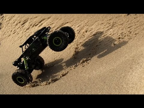 Sand Buggy HB 1/18 2.4G 4WD Rock Crawler RC Car P1801-03 RC CRAWLER for CHILDREN