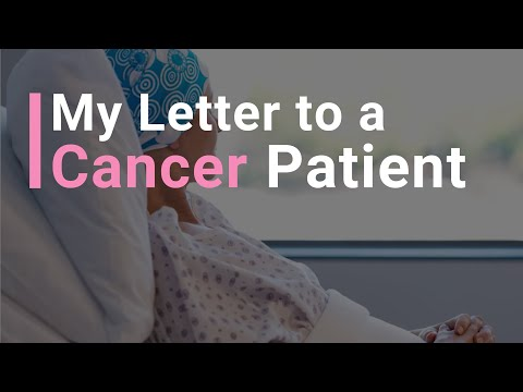 Letter to a Cancer Patient: Finding Support for Alternative Treatments