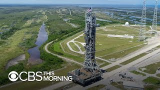 Download Retracing the steps of the Apollo 11 crew the morning they made history Video