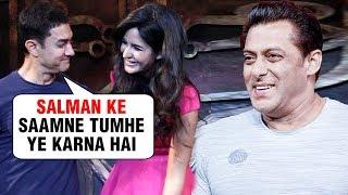 Aamir Khan Wants Katrina Kaif To Sing For Her Love Salman Khan