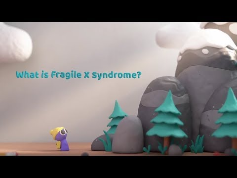 What is Fragile X Syndrome? (Genetic Intellectual Disability)