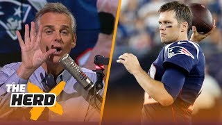 Colin Cowherd talks great NFL quarterbacks in 2018, Sam Darnold