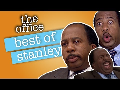 The Best Of Stanley  - The Office US