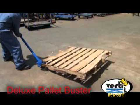 Pallet Busters