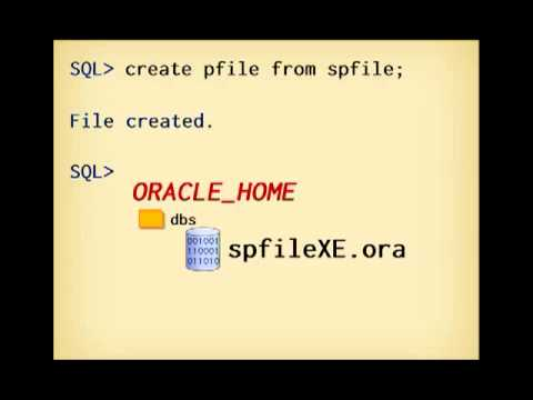 Oracle DBA Lite: an introduction to Oracle administration, part 2