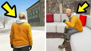 GTA 5 - WHERE IS BRADS HOUSE IN NORTH YANKTON?
