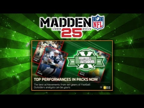 Madden 25 Ultimate Team | Pack Opening - New Football Outsiders Elites | MUT 25