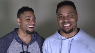 What Size Booty Men Like?? @hodgetwins