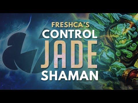 Frescha Inspired | Control Jade Shaman [Kobolds & Catacombs]